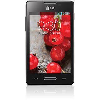 LG Electronics Optimus L4 E440 4 GB schwarz