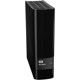 "2000GB WD My Book WDBFJK0020HBK-EESN 3.5"" (8.9cm) USB 3.0 schwarz"