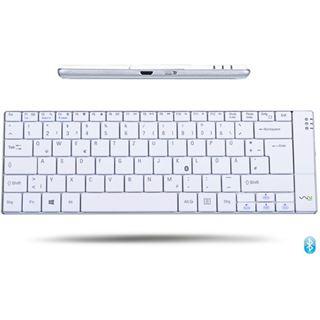 WinTech MKB-29 Bluetooth Deutsch weiß (kabellos)