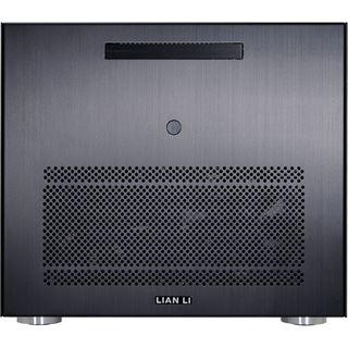 Lian Li PC-V358B Mini Tower ohne Netzteil schwarz