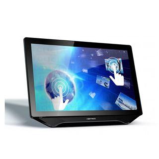 """23"""" (58,42cm) Hannspree HT231HPB Touch schwarz 1920x1080 HDMI / DVI"""
