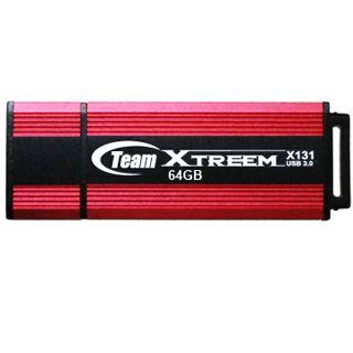 64 GB TeamGroup Xtreem X131 rot/schwarz USB 3.0