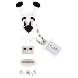 4 GB EMTEC AS Idefix schwarz/weiss USB 2.0