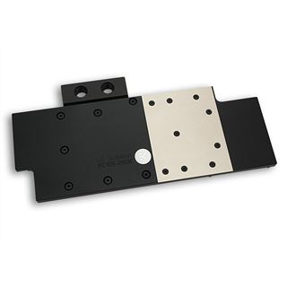 EK Water Blocks EK-FC R9-290X - Acetal+Nickel Full Cover VGA Kühler