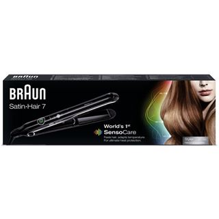 Braun ST 780 Haarglätter SatinHair7SensoCare schwarz