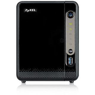 ZyXEL NSA325 v2 ohne Festplatten