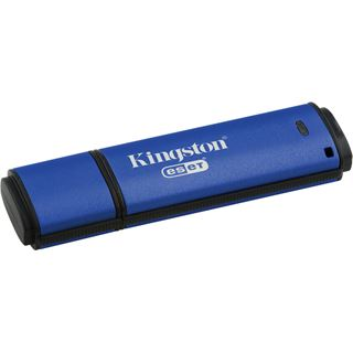 4 GB Kingston DataTraveler blau USB 3.0