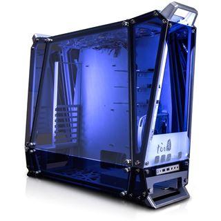 IN WIN Tou mit Sichtfenster Midi Tower ohne Netzteil transparent
