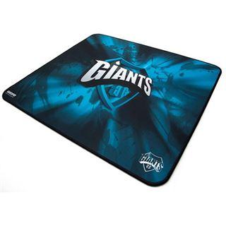 Ozone Giants eSport Team Gaming Mauspad 450 mm x 400 mm blau/weiß