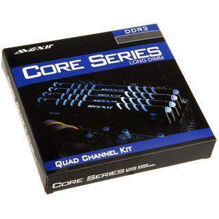 16GB Avexir Core Series blaue LED DDR3-2133 DIMM CL11 Dual Kit