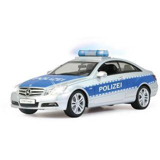 Jamara Mercedes E350 JAM 1:16 Coupe Polizeiauto