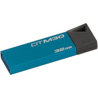 32 GB Kingston DataTraveler Mini cyan USB 3.0