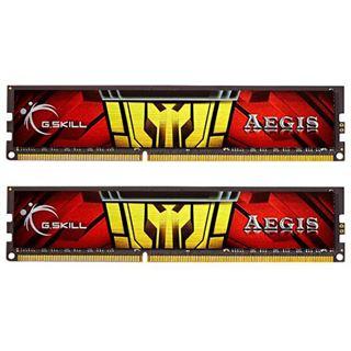 16GB G.Skill Aegis DDR3-1333 DIMM CL9 Dual Kit
