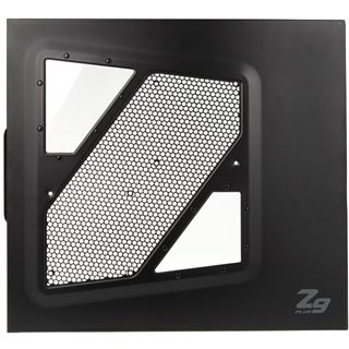 Zalman schwarzes Seitenteil mit Fenster für Z9 plus (Z9-TSP)