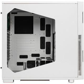 Nanoxia Deep Silence 5 gedämmt mit Sichtfenster Big Tower ohne Netzteil weiss