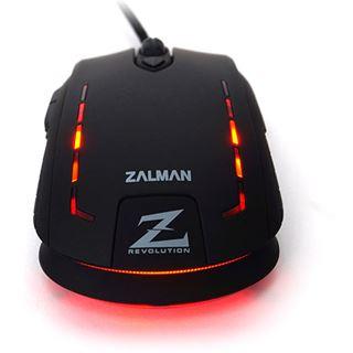 Zalman ZM-M401R USB schwarz (kabelgebunden)