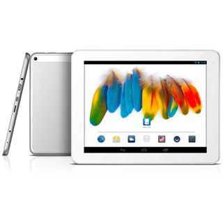 """9.7"""" (24,64cm) Odys Iron WiFi/Bluetooth V4.0/3G Dongle Ready 16GB weiss"""