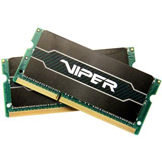 16GB Patriot Viper 3 Series DDR3L-1600 SO-DIMM CL9 Dual Kit