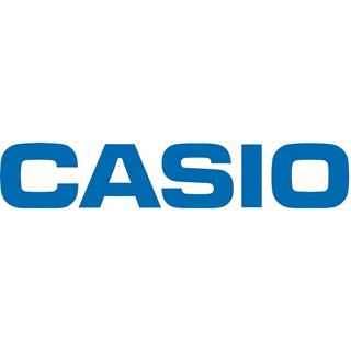 Casio Farbband 12 mm XR12WE schw/weiß