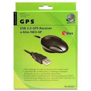 Navilock NL-6002U USB GPS Empfänger u-blox