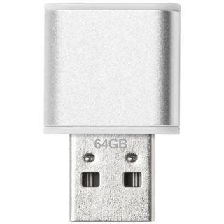64 GB Verbatim Mini Metal silber USB 3.0
