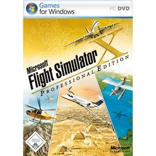 Flight Simulator X Professional Edition (PC)