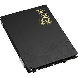 """1000GB + 120GB SSD WD Black² WD1001X06XDTL 512MB 2.5"""" (6.4cm) SATA 6Gb/s"""