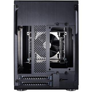 Lian Li PC-Q35B Mini-ITX ohne Netzteil schwarz