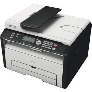 Ricoh SP 204SF S/W Laser Drucken/Scannen/Kopieren/Faxen USB 2.0