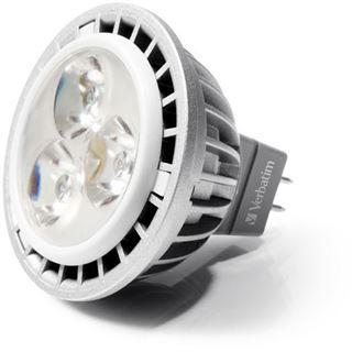 Verbatim LED MR16 5,3W 4000K Klar GU5.3 A+