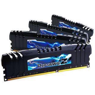 16GB G.Skill RipJawsZ DDR3-2666 DIMM CL11 Quad Kit