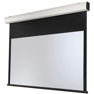 Celexon Expert ceiling recessed - Projektionswand (motorisiert, 230 V) - 287 cm ( 113 Zoll )
