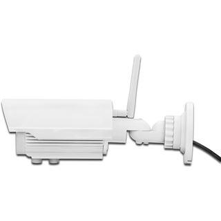 Digitus IP-Cam OptiVario WLan Plug&View outdoor Tag/Nacht