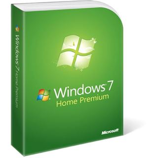 Microsoft Windows 7 Home Premium inkl. SP1 64 Bit Deutsch DSP/SB