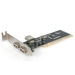 Startech PCI220USBLP 3 Port PCI Low Profile retail