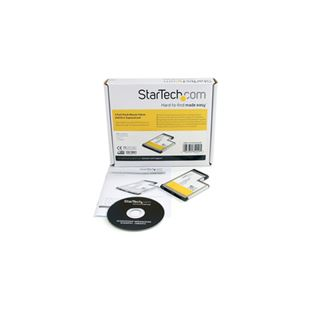 Startech ECESATA254F 2 Port Express Card 54 retail