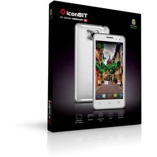 Iconbit NetTAB MERCURY XL 4 GB weiß