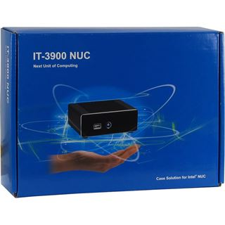 Inter-Tech IT-3900 NUC UCFF 60 Watt schwarz