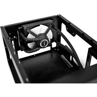Antec ISK 600 Mini-ITX ohne Netzteil schwarz