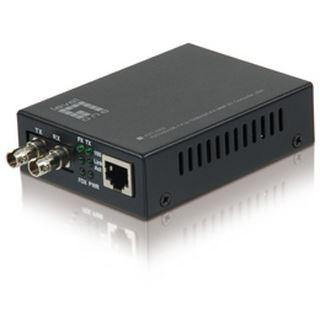 LevelOne FVT-2002 10/100BASE-TX-zu-100BASE-FX-MMF-ST-Konverter