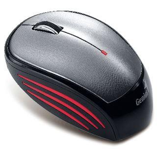 Genius NX-6500 USB schwarz/silber (kabellos)