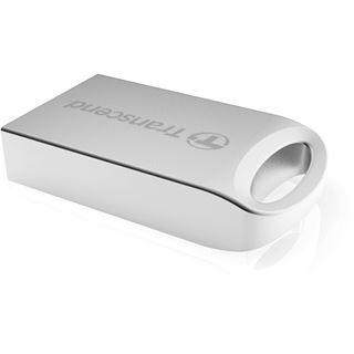 8 GB Transcend JetFlash 510 silber USB 2.0