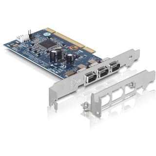 Delock 89196 3 Port PCI retail