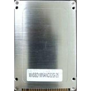 "32GB Mach Xtreme Technology MX-Nano 2.5"" (6.4cm) IDE 44-pin MLC (MXSSD1MNANO25-32G)"