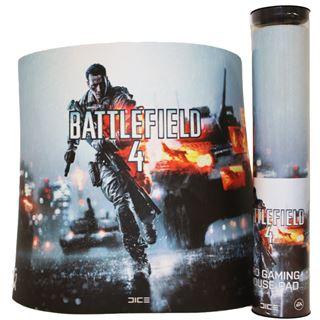 QPad CT Battlefield 4 Large 405 mm x 285 mm Motiv