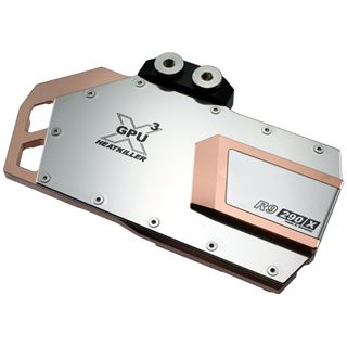 Watercool GPU-X³ R9 290X Full Cover VGA Kühler
