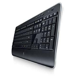 Logitech MK520 Wireless Combo OEM Franzoesisch schwarz