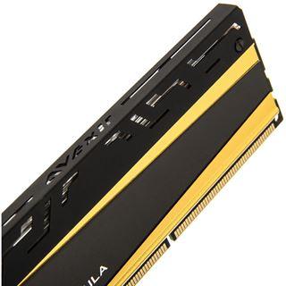 8GB Avexir Blitz Series Yellow LED OC-Formula DDR3-2400 DIMM CL10 Dual Kit