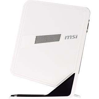 MSI DC111-004BEU-WXX Barebone 1037U/NM70/W-LAN/HMDI