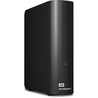"2000GB WD Elements Desktop WDBWLG0020HBK-EESN 3.5"" (8.9cm) USB 2.0/USB 3.0 schwarz"